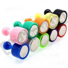Неодимовые магниты (пешка) для магнитных покрытий, комплект, 10 шт