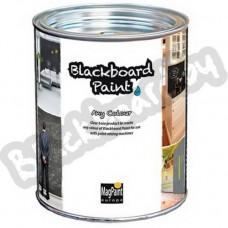 Blackboard Paint – Колеруемая грифельная краска, 0.5-1 литр, Нидерланды.