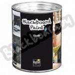 Blackboard Paint – Черная грифельная краска, 0.5-1 литр, Нидерланды.