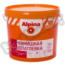 Alpina Expert Feinspachtel – Шпатлевка для финишной подготовки поверхности под окраску, 1.5-25 кг, Беларусь