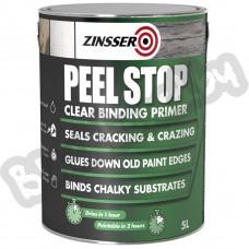 Zinsser Peel Stop - Виниловая грунтовка для любых сложных оснований, 0.95-3.8 литра, США