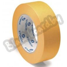 Малярная влагостойкая лента для создания ровных краёв Storch Easypaper Goldene Innen 50 мм*50 м, Германия.