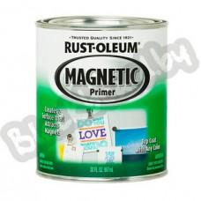 Rust Oleum Magnetic Primer – Магнитная краска (грунт), 0.946 литра, США
