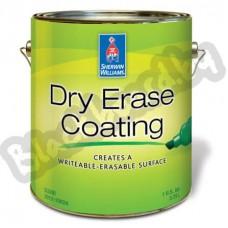 Sherwin Williams Dry Erase – краска с эффектом маркерной доски, 0.9-3.8 литра, США