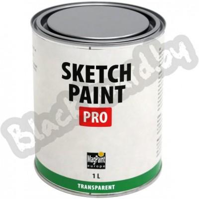 Sketch Paint Pro – Однокомпонентная экономичная маркерная краска, 1 литр, Нидерланды.