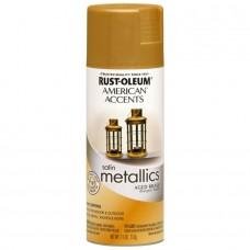 Rust Oleum Aged Metallics - Краска-спрей с эффектом состаренного металлика, 312 гр, США