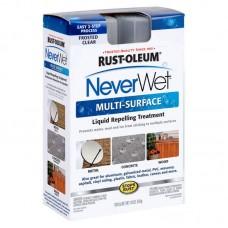 Rust Oleum Never Wet (Indastrial) - Универсальное водоотталкивающее покрытие, 510 - 860 гр, США